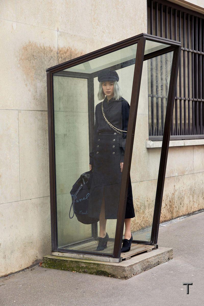 Chanel Minimal Visual