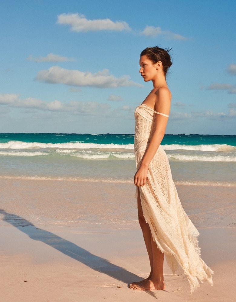 Bella Hadid x Terry Richardson for Porter Magazine - Minimal. / Visual.