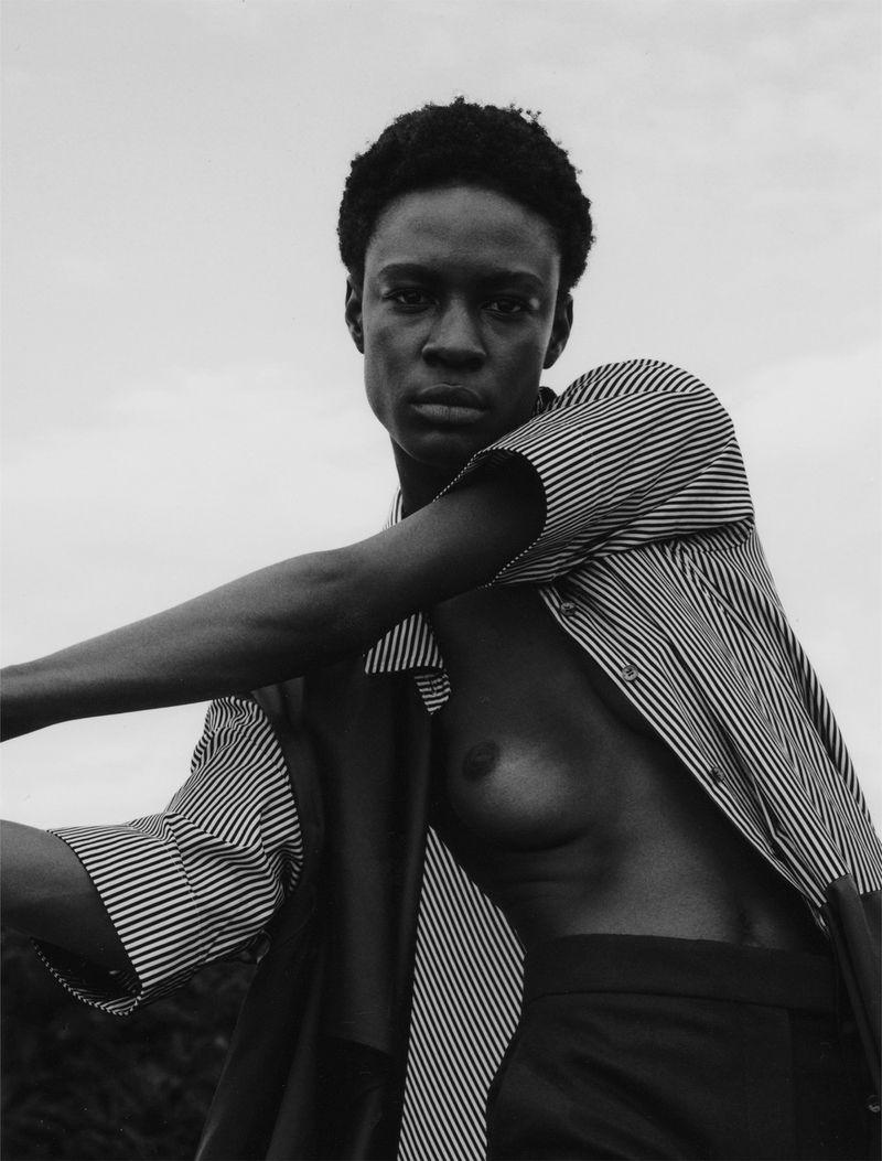 Shaun Holder by Rhys Thorpe for Vulture Magazine September 2018 - Minimal. / Visual.