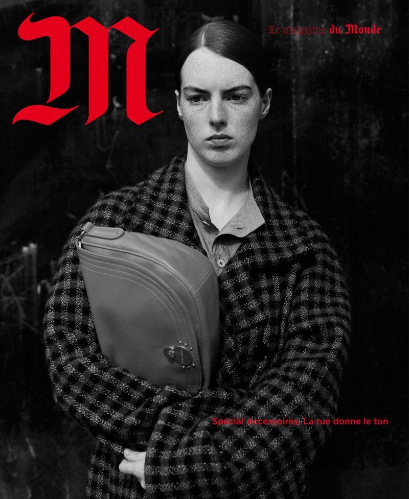 Le Monde M Magazine October 2018 Covers by Jack Davison - Minimal. / Visual.