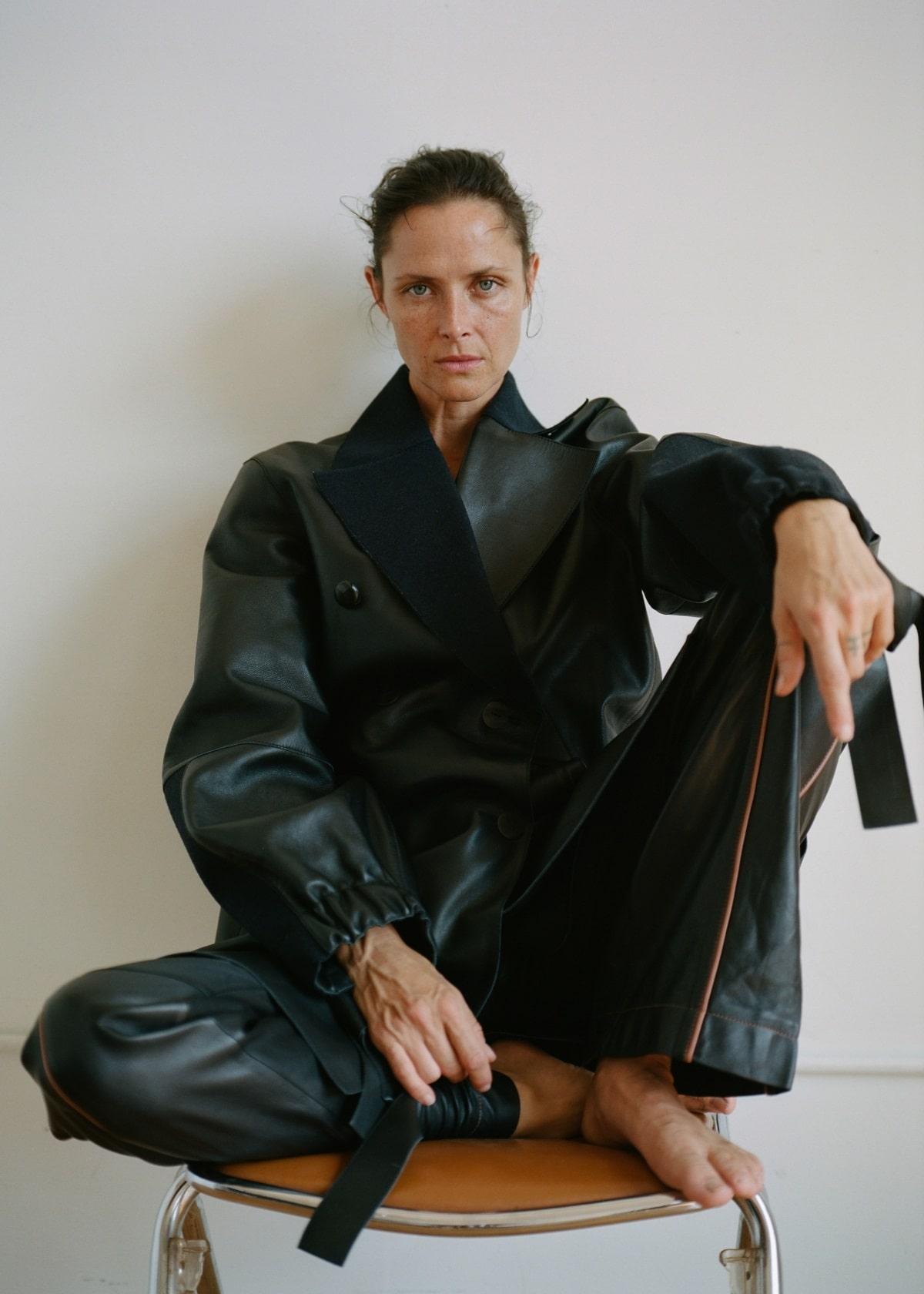 Tasha Tilberg by Mark Rabadan for Collection Issue Fall-Winter 2019 - Minimal. / Visual.