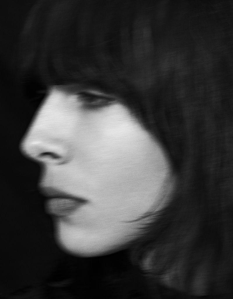 Jamie Bochert by Branislav Simoncik for Vogue Portugal March 2019