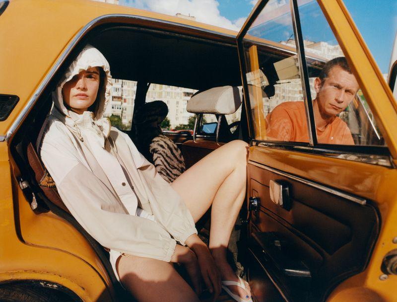 Lulu Tenney by Stuart Winecoff for Vogue Ukraine September 2019